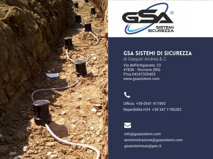 Gsa Sistemi SismaGP50